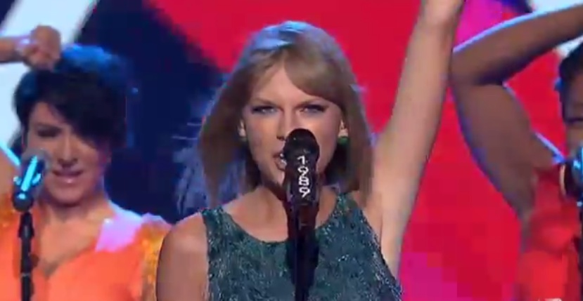 Taylor Swift Shake It Off X Factor Australia Grand Finale