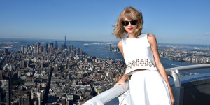 Taylor Swift 'Welcome To New York'