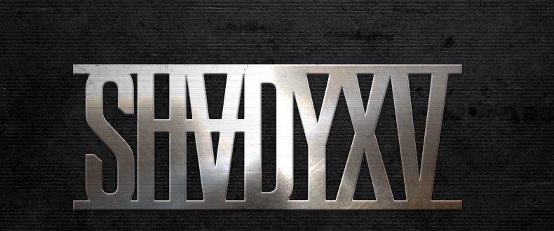 Eminem SHADYXV leak