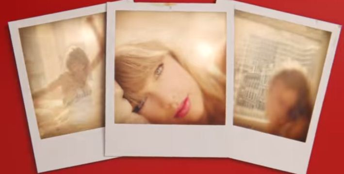 Taylor Swift teases Styles track