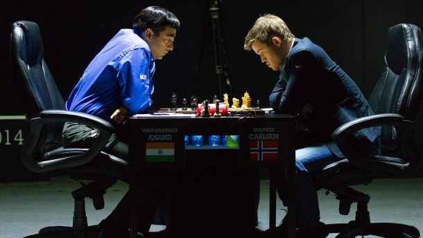Magnus Carlsen World Chess Championship 2014