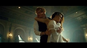 "Ed Sheeran ""Thinking Out Loud"" music video"