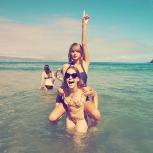 Taylor Swift vacation in Maui