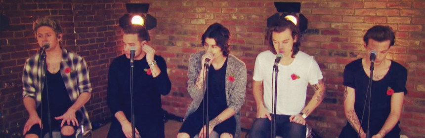one direction acoustic