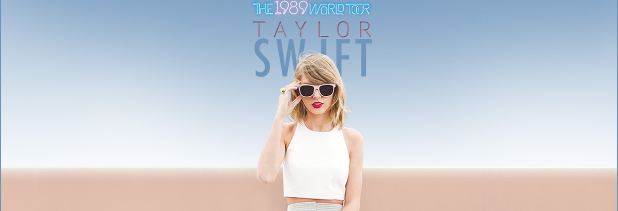 the 1989 world tour venues tickets artists