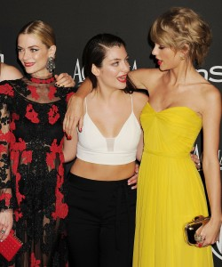 2015 InStyle And Warner Bros. Golden Globe Party