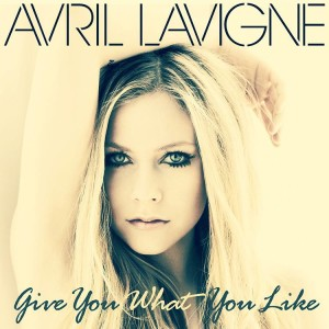 """Cover art for """"Give You What You Like"""" single"""