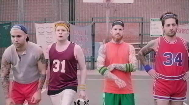 "fall out boy ""irresistible"" music video"