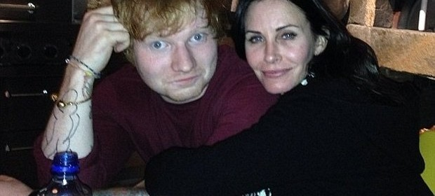 ed sheeran i will take you home new song cougar town