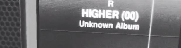 "Rihanna ""Higher"" snippet from 'R8' Album"