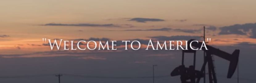 lacrae welcome to america music video