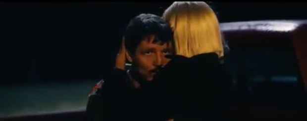 fire meets gasoline music video sia heidi klum and pedro pascal