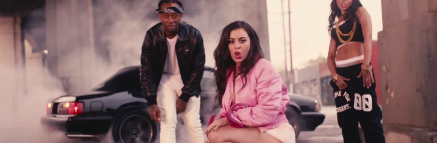 charli xcx drop that kitty music video tinashe ty dolla $ign