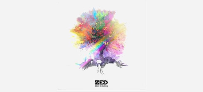 zedd release addicted to memory single from true colors album