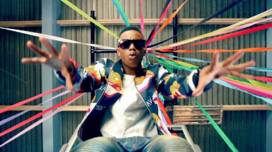 silentó watch me nae nae music video review