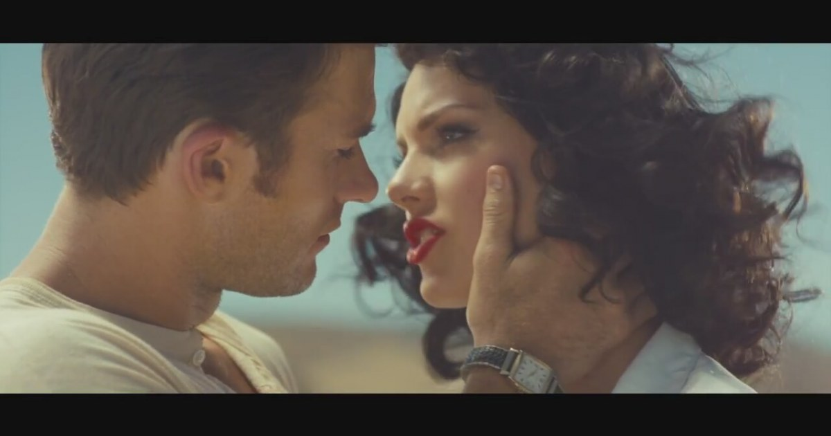 taylor swift wildest dreams music video review