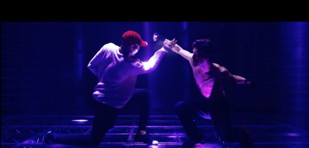 chris brown fine by me music video