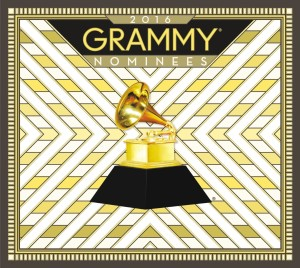 2016 grammy nominees album