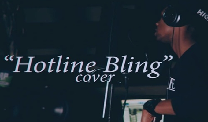 tops 5 best covers of hotline bling