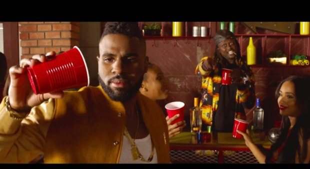 jason derulo get ugly music video