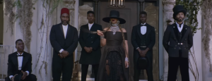 "Screenshot from ""Formation"" music video by Beyonce"