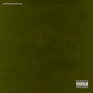 Album cover of 'untitled unmastered' by Kendrick Lamar