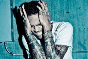 Chris Brown shoots for 'Heartbreaks under a Full Moon' album due in 2016