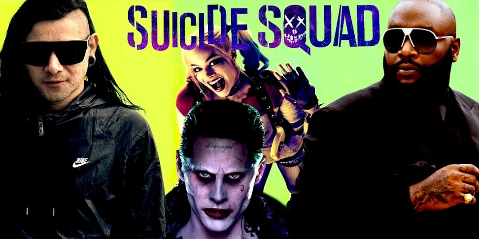 purple lamborghini skrillex and rick ross from suicide squad movie soundtrack
