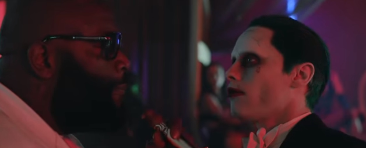 skrillex rick ross purple lamborghini music video review the joker