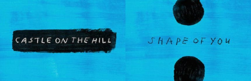 ed sheeran 2017 new album title reveal divide proof