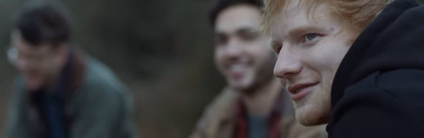 ed sheeran castle on the hill music video review