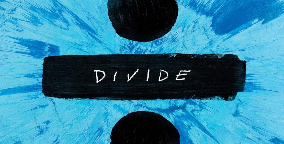 ed sheeran new album title divide release date