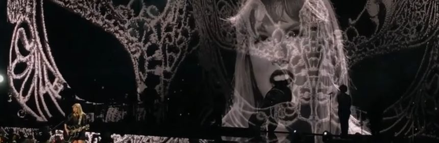 taylor swift live i don't wanna live forever acoustic houston