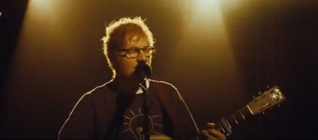 ed sheeran eraser new song 2017 live lyrics