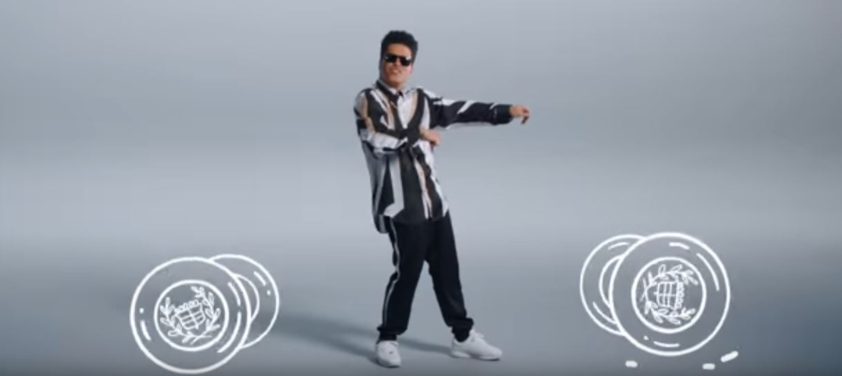 bruno mars that's what i like music video