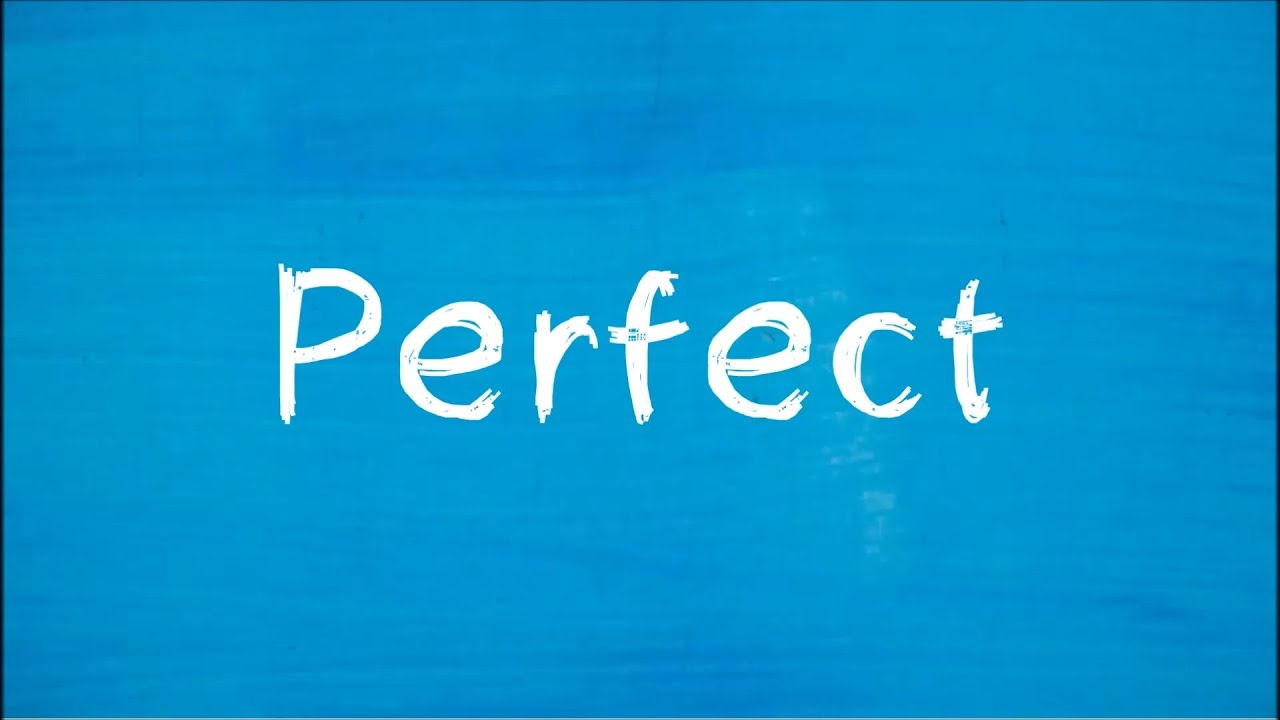 Ed Sheeran Perfect Lyrics Review Song Meaning on Position Words