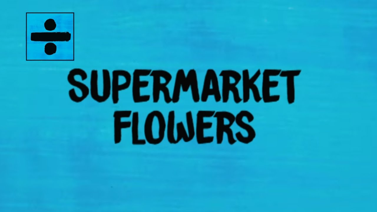 ed sheeran supermarket flowers lyrics review song meaning