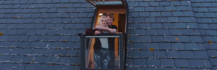 ed sheeran galway girl music video