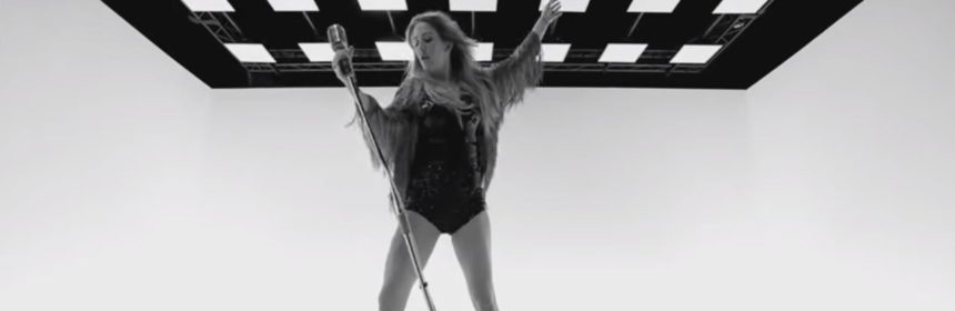 ellie goulding something in the way you move music video