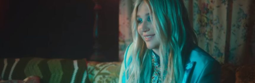 kesha learn to let go single review music video