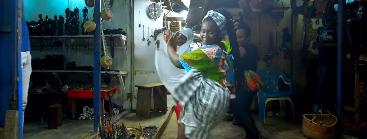 ed sheeran Bibia Be Ye Ye music video ghana review