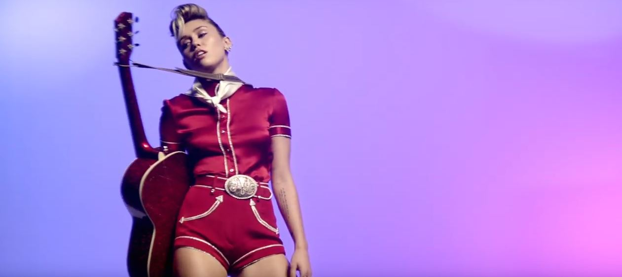 miley cyrus younger now new single 2017 video review lyrics