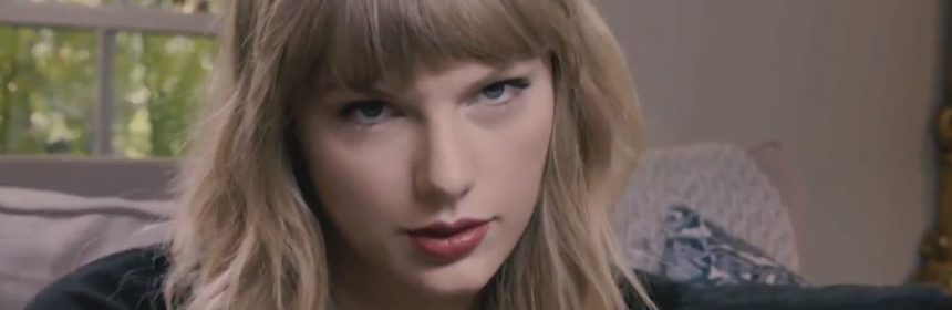 taylor swift ups commercial album delivery creepy