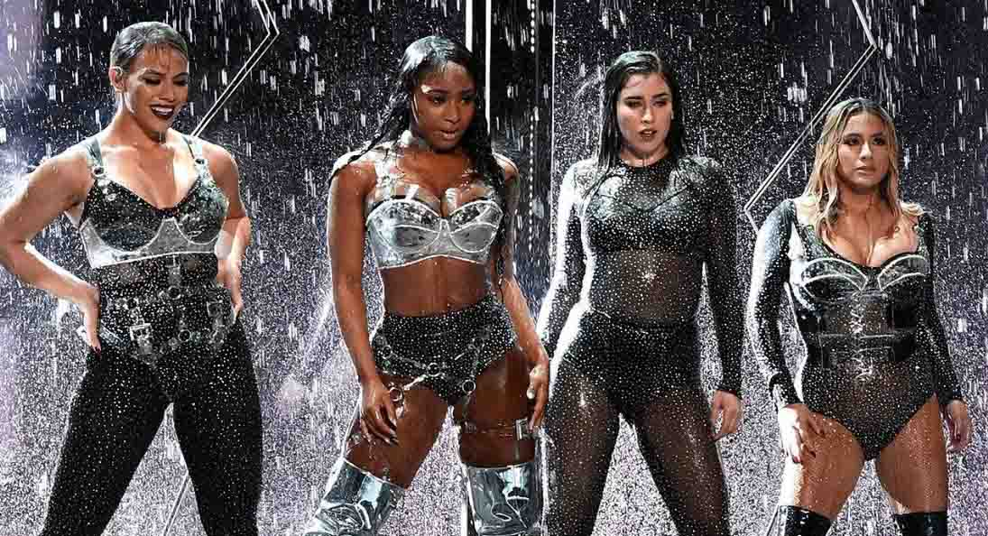 fifth harmony angel down medley mtv vmas 2017 shade camila cabello