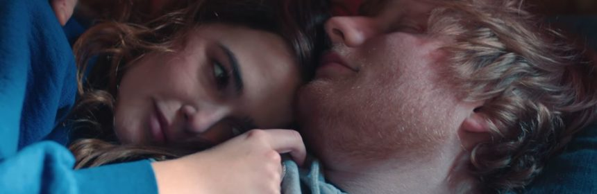 ed sheeran perfect music video zoey deutch