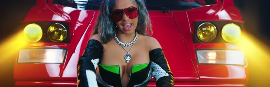 migos nicki minaj cardi b hot motorsport music video