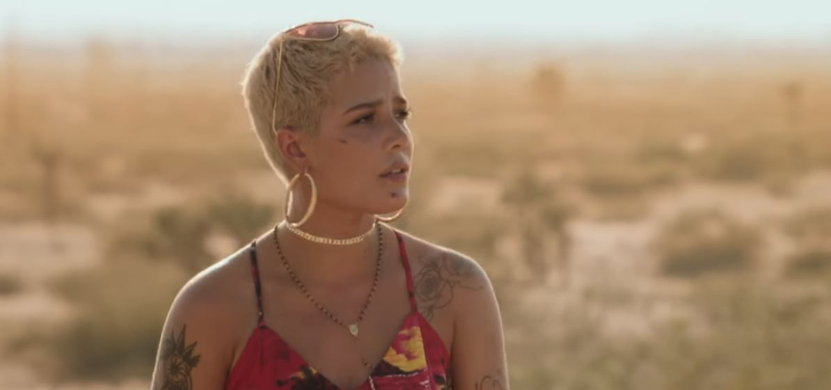 halsey bad at love music video lyrics