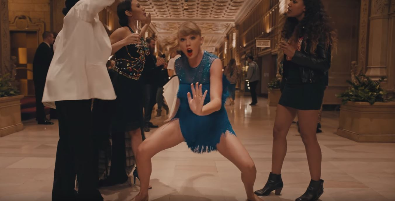taylor swift delicate music video
