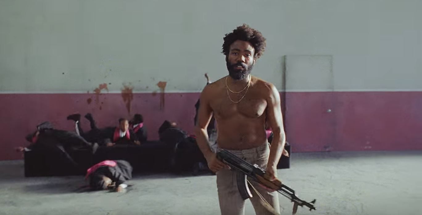 childish gambino this is america lyrics review meaning