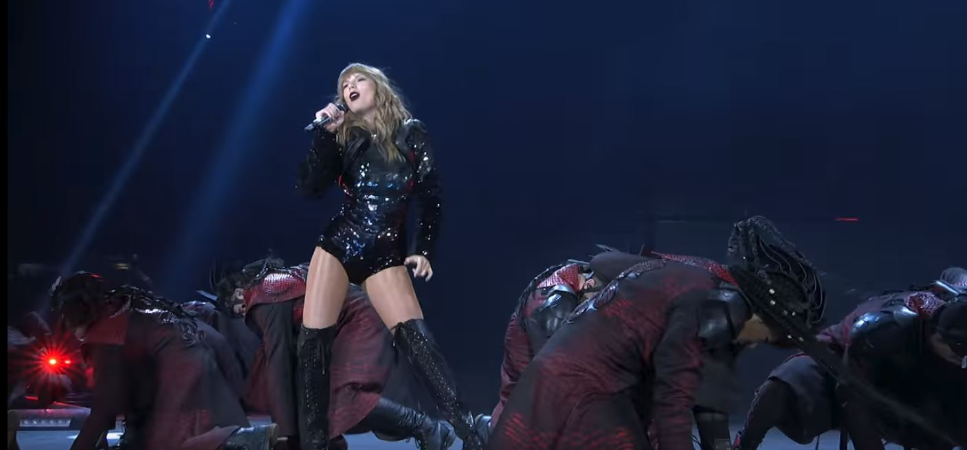 taylor swift reputation world tour